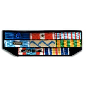 SUPPORT DRAP NOIR DIXMUDES pour veste ou uniforme