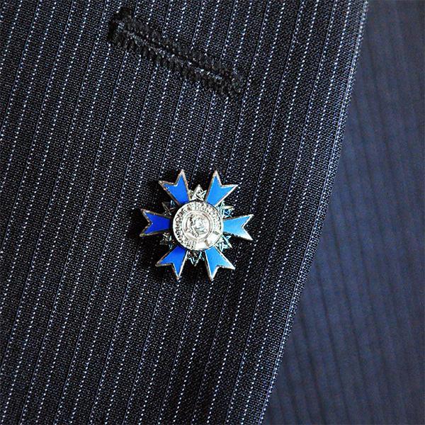 PINS ORDRE NATIONAL DU MERITE chevalier