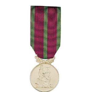 MEDAILLE SOCIETES MUSICALES ET CHORALES