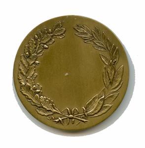 MEDAILLE HONNEUR LAURIERS bronze