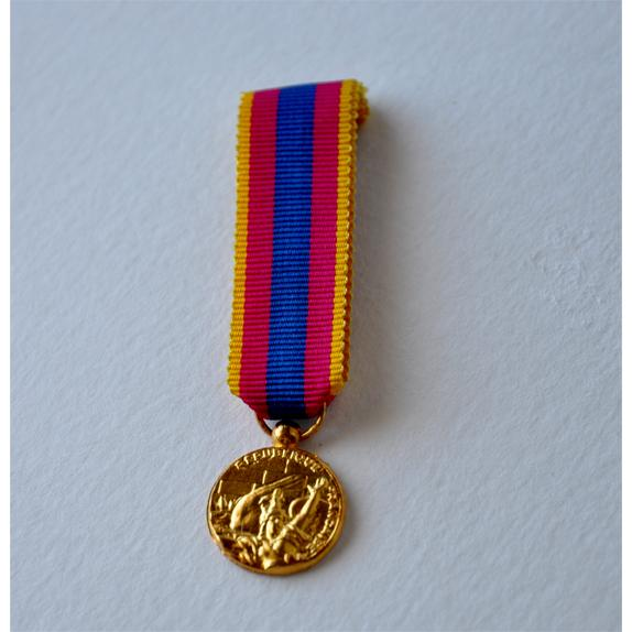 DEFENSE NATIONALE or - reduction miniature