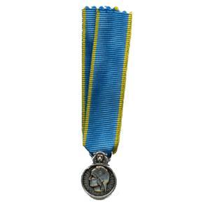 Médaille Jeunesse et Sports ARGENT reduction