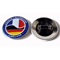 BADGE EPINGLE FRANCE ALLEMAGNE
