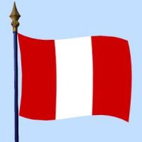 DRAPEAU Pérou