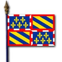 DRAPEAU Bourgogne