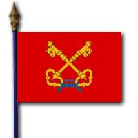 DRAPEAU Comtat-Venaissin