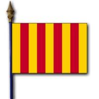 DRAPEAU Provence bandes