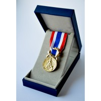 MEDAILLE POLICE NATIONALE or 35 ans
