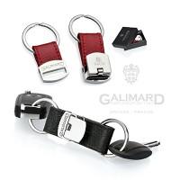 Porte-clefs métal DUETTE de GALIMARD – lot de 25 ex