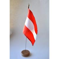 MINI DRAPEAU DE TABLE 10X14CM Autriche