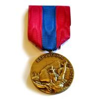 MEDAILLE DE LA DEFENSE NATIONALE bronze