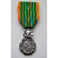 Médaille des EAUX ET FORETS qualite bronze