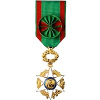 MEDAILLE ORDRE DU MERITE AGRICOLE officier VERMEIL