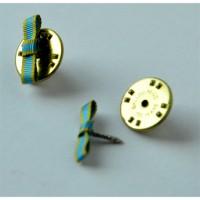 INSIGNE JEUNESSE ET SPORTS argent - noeud pins