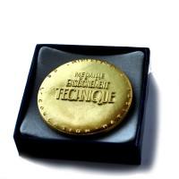 Médaille de l'ENSEIGNEMENT TECHNIQUE or