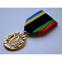 Médaille des Sports Allemands Or (DOSB) Ordonnance « Deutscher Olympischer Sportbund »