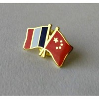 PINS FRANCE CHINE