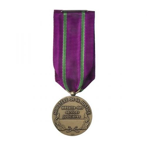 SERVICES JUDICIAIRES bronze