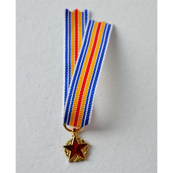 MEDAILLE DES BLESSES MILITAIRES reduction miniature