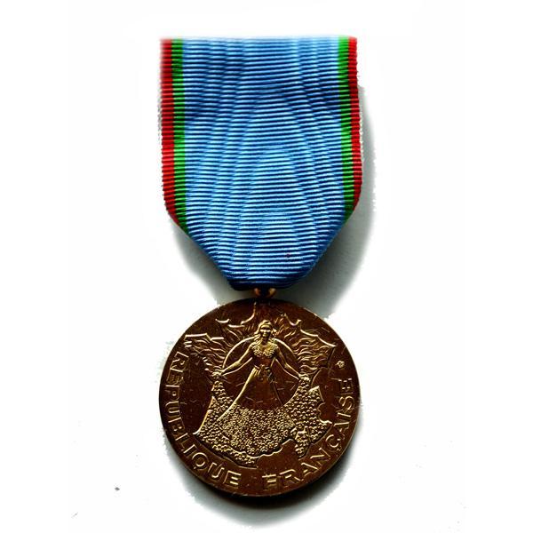 MEDAILLE DU TOURISME bronze