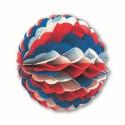 articles decoratifs tricolores