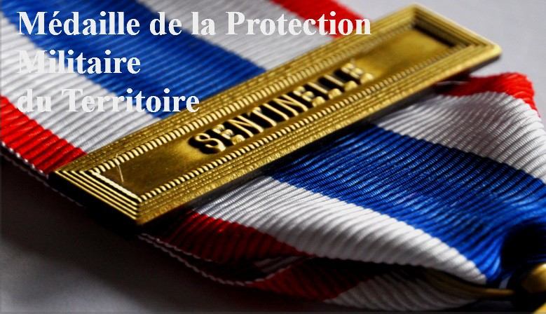 PROTECTION MILITAIRE DU TERRITOIRE
