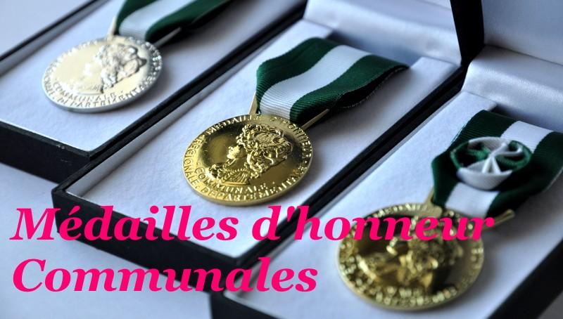 medailles communales